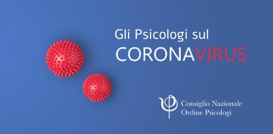 coronavirus emergenza psicologi cnop