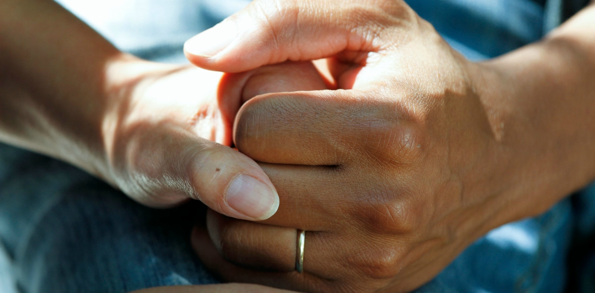psichiatria post emergenza cura sostegno mani