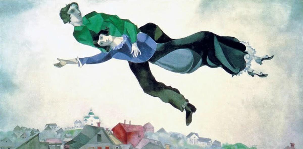 tradimento coppia palazzo chagall